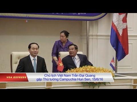 Việt Nam lên tiếng vụ Thủ tướng Campuchia bị 'xúc phạm'