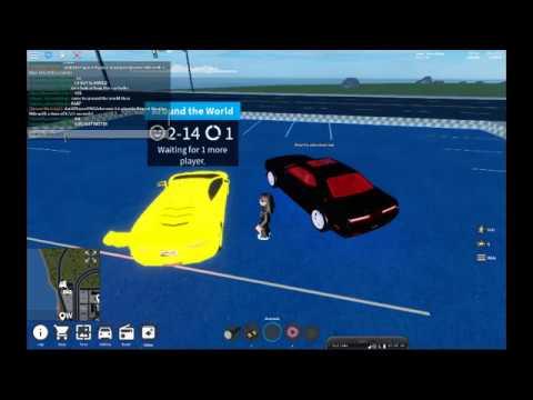 roblox vehicle simulator: dodge hellcat review. #2 of 2.