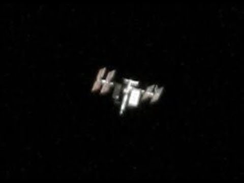 ISS through my Telescope (Compilation)