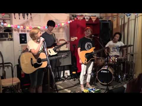 꿈의 파편 20130823 꿈의 파편 날 데려가 줘요(밴드 버전) 다락방음악회@Cafe Unplugged