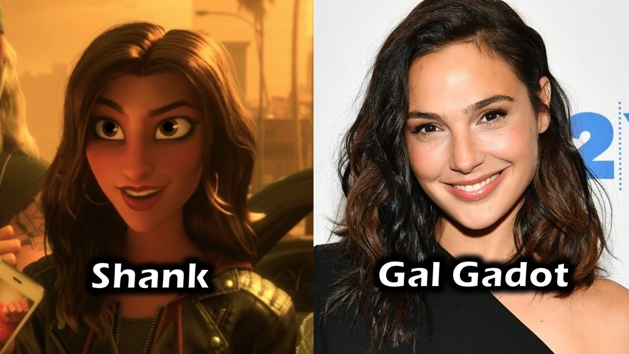 Characters And Voice Actors Ralph Breaks The Internet Youtube