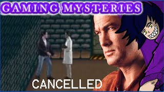 Gaming Mysteries: Steven Seagal is The Final Option (Snes / Gen) CANCELLED