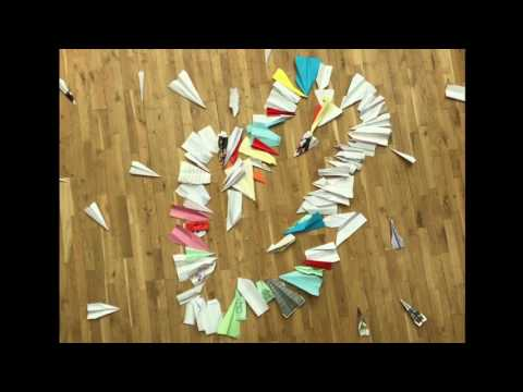 Uppingham Summer School Rock Upp! 2017 - Paper Aeroplanes by Something Creative