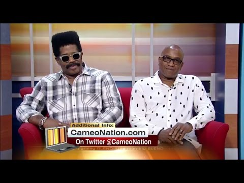 30 Years Of Word Up! Larry Blackmon & Tomi Jenkins of CAMEO on The Morning Blend