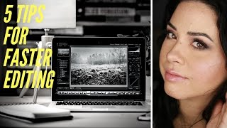 How to Edit Youtube Videos Faster | Samantha Ebreo