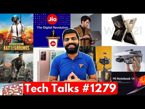 Tech Talks #1279 – PUBG in India, Nokia 6300, Galaxy W21, Flipkart Diwali Sale, Airpods 3, Note 20FE