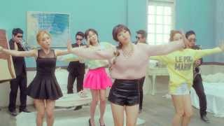 Repeat youtube video 시크릿 (SECRET) - I Do I Do M/V