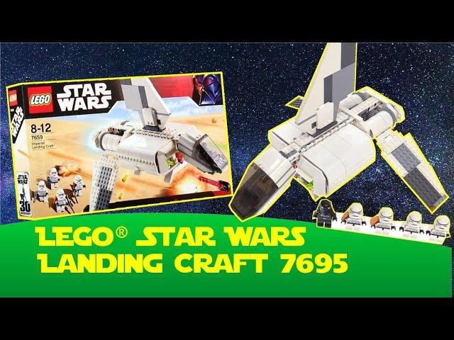 LEGO® Star Wars Imperial Landing Craft (7695)