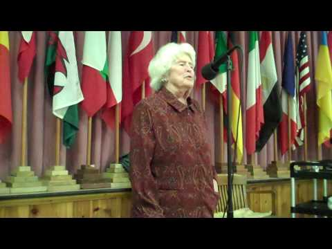 08   Matushka Juliana Schmemann Introducing her new book Joy to Serve