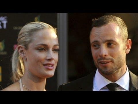 Oscar Pistorius: Valentine's