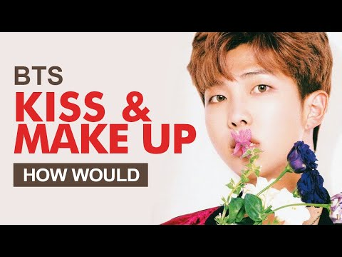 "How Would BTS Sing Dua Lipa X BLACKPINK "" Kiss And Make Up "" (Male Version) Line Distribution"