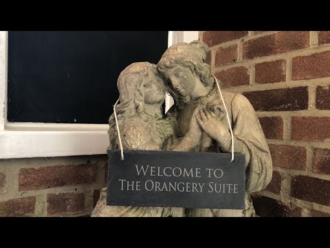 The Orangery Suite Gardens Walkthrough