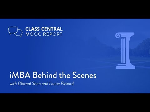 iMBA Behind The Scenes