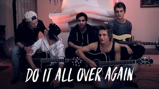 Elyar Fox - Do it all over again (Cover by Beside the Bridge)