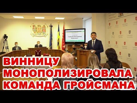 Yurii Basiuk: Команда Гройсмана-Моргунова монополизировала Винницу