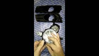 Комплект противотуманных фар Chevrolet Cruze 2009-