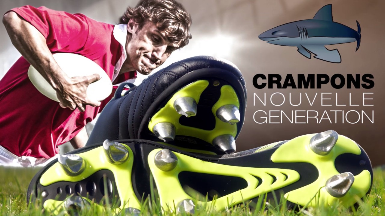 new lifestyle new release new product SMART POWER Nouveau crampon Football Rugby PROFILER