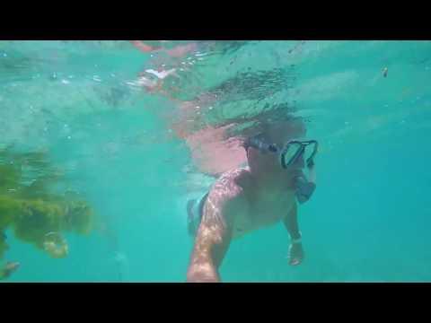 Snorkeling in Jamaica, Grand Bahia Principe, Runaway Bay