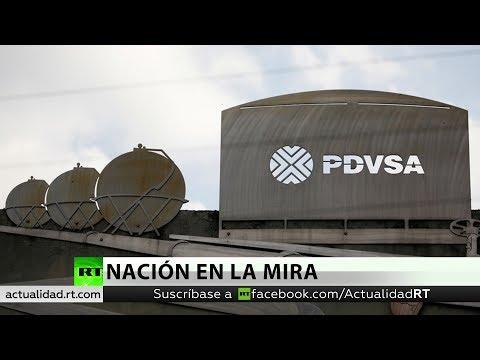 """Rusia califica la congelación de activos de PDVSA: """"Un robo para poner a Venezuela de rodillas"""""""