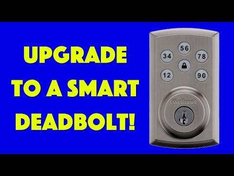 The Terrific Budget Kwikset Smartcode 888 Deadbolt REVIEWED