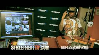 Fabolous - Only Life I Know (In Studio Performance) at Shade45 with DJKaySlay