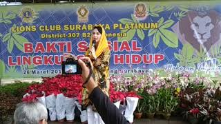 Sambutan Arumi Bachsin, Ketua Tim Penggerak PKK Jawa Timur Video