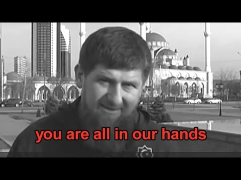 Kadyrov threatens emigrants from Chechnya