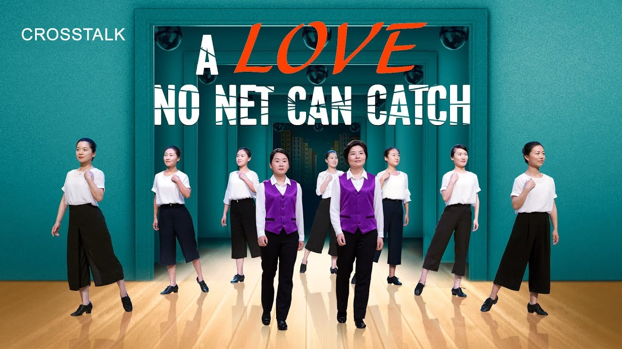 """Christian Crosstalk """"A Love No Net Can Catch""""   Hold Onto Love for God in Persecution"""