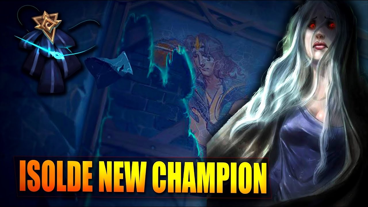 ISOLDE/GWEN NEW CHAMPION THEORY & ABILITIES SPECULATIONS - League of Legends  - YouTube