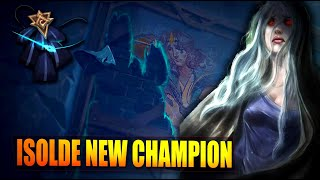 ISOLDE NEW CHAMPION THEORY & ABILITIES SPECULATIONS - League of Legends