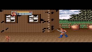 Golden Axe III - Golden Axe III (Sega Genesis) - Vizzed.com GamePlay - User video