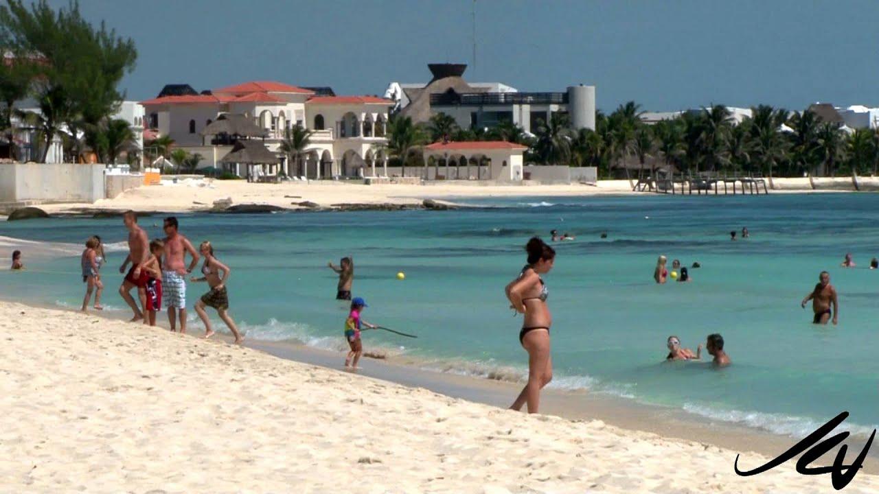 can topless beach a Punta