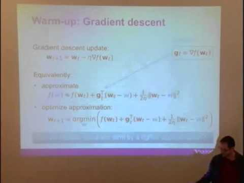 NIPS 2011 Big Learning - Algorithms, Systems, & Tools Workshop: Vowpal Wabbit Tutorial