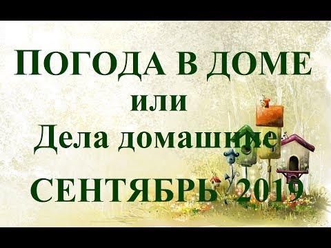 РАК. ДЕЛА ДОМАШНИЕ – сентябрь  2019. Прогноз Tarot.