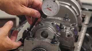 The Ultimate Small Block Stroker Engine Build -- Part 2