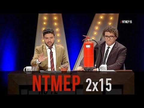 No Te Metas En Política 2x15 | Reyes mojados y toreros matadores