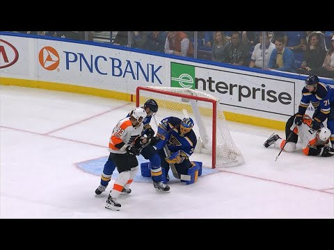 11/02/17 Condensed Game: Flyers @ Blues