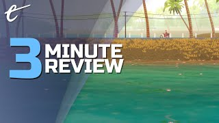Forgotten Fields | Review in 3 Minutes (Video Game Video Review)