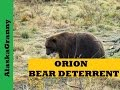 Bear Deterrent- Orion Launcher and Shells Product Review
