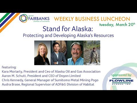 Stand For Alaska: Protecting And Developing Alaska's Resources