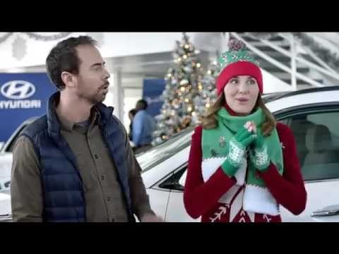Hyundai Commercial 'Really Festive' - Featuring David Banks