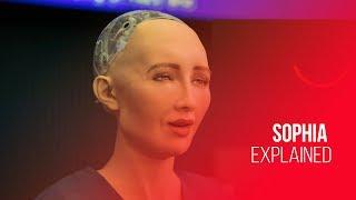 Sophia In Bangladesh | Really A Smart Robot?