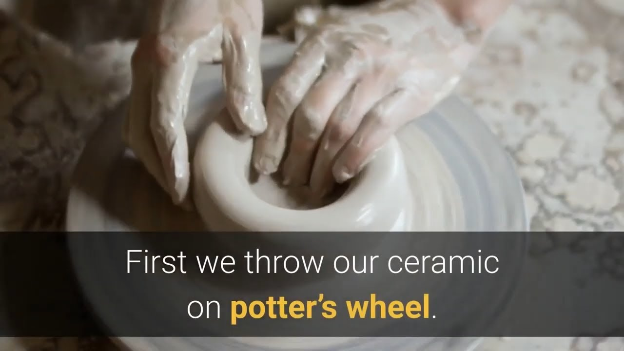 Pottery Art - The Art of Clay