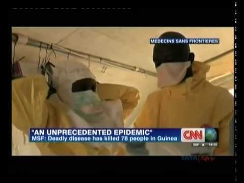 Ebola outbreak is 'unprecedented' epidemic: MSF