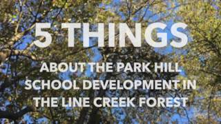 Park Hill's Plan for the Forest