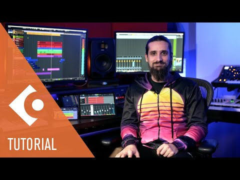 New Features in Cubasis 3 | Tutorial