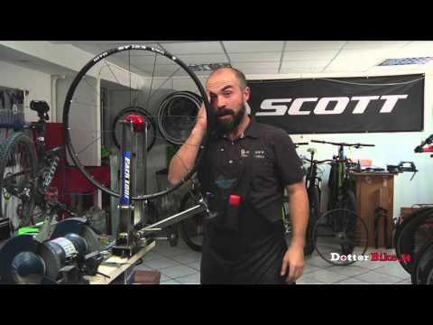 Dottorbike.it vendita e riparazione biciclette Rozzano Milano-Montaggio ruota mtb corsa custom