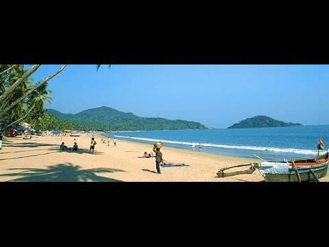 Indian tourism : Travelling to GOA (HD)