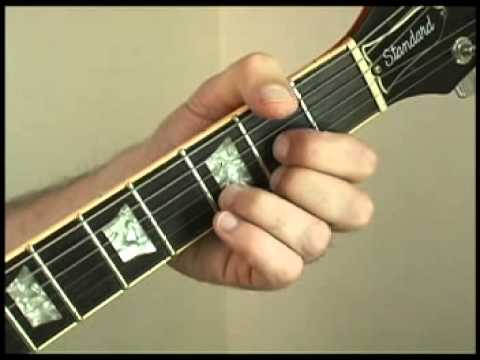 Easy Guitar Lesson Drop D Regular Chord Progression Example