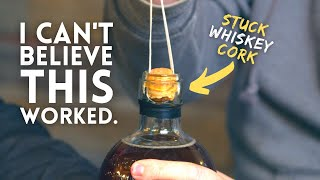 How to defeat any BROKEN CORK and save the day (8 METHODS)